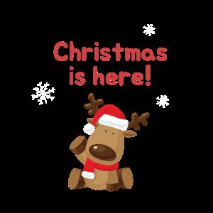 Hirsch Weihnachten Weihnachtsgeschenk Rentier Winter