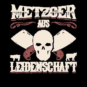 Metzger Fleischer | Geschenk Schlachter Lustiges