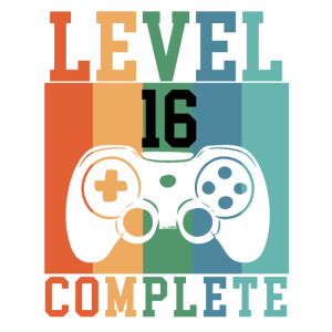 Geburtstag Level 18 Schließe Das Spiel Ab
