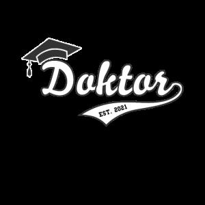 Doktorhut Promotion 2021 Doktortitel Geschenk