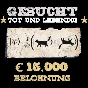 Schrödingers Katze Formel Physiker