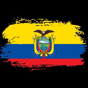 Ecuador Fahne Flagge