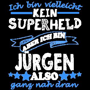 Jürgen Vorname Schriftzug Geschenk Männer Jungen
