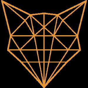Fuchs Outline in orange