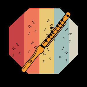 Flöte Querflöte Tenorflöte Oktave Klarinette
