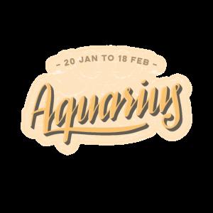 aquarius - Sternzeichen Waage