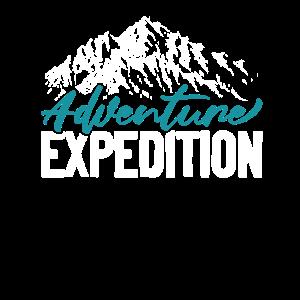 Adventure berge wandern