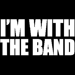 Ich bin bei der Band