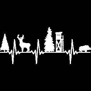 Jäger Herzschlag