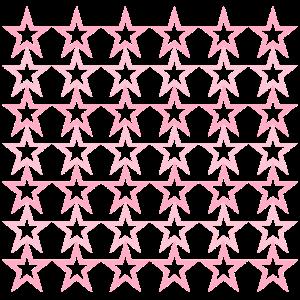 rosa Sterne