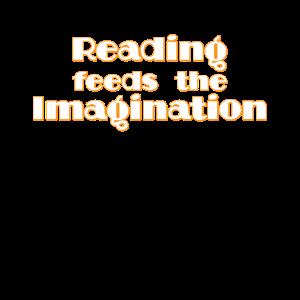Das Lesen von Geschenken für Buchliebhaber fördert die Fantasie