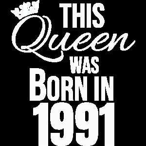 Queen geboren 1991 Geburtstag 30 Geburtstag