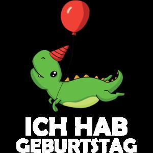 Ich hab Geburtstag Dino