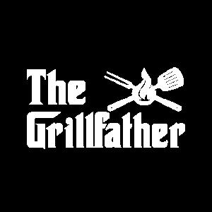 Der Grillvater Papa Opa grillt BBQ