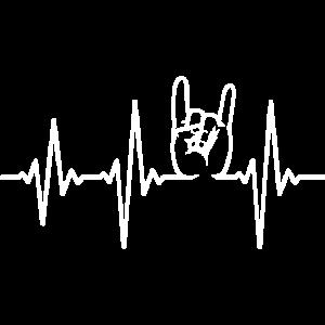 Rock Heavy Metal Herzschlag