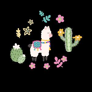 Alpaka Kaktus