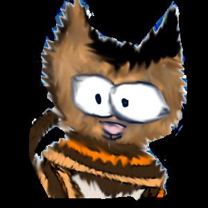 Kuschel Tiger