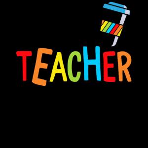 Hinter jedem großen Lehrer Erhebliche Menge von