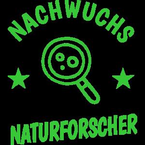 Naturforscher Forscher Nachwuchs Lupe