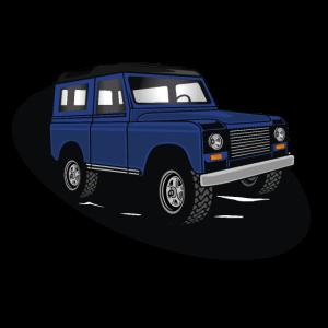 Verteidiger Jeep