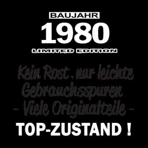 Baujahr 1980 TOP Zustand - kein Rost, viele