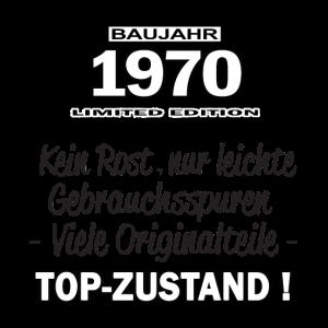 Baujahr 1970 TOP Zustand - kein Rost, viele