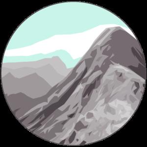 Berg Landschaft Natur pur