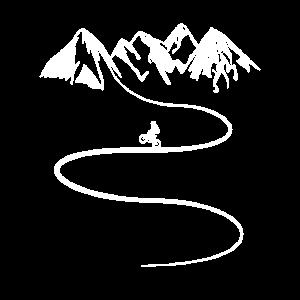 Mountainbike - BMX- Downhill - Berge - Gebirge