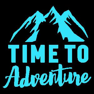 Zeit zum Abenteuer - Zeit zum Abenteuer