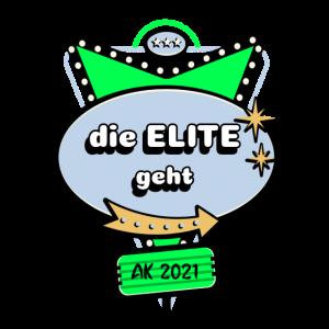 Abitur AK 2021 die Elite geht von der Schule
