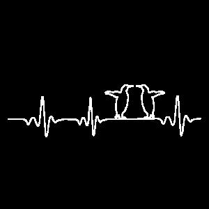 Heartbeat Pinguin