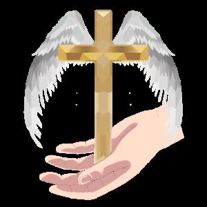 Religion Gott Jesus Christus Kreuz himmlisch