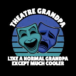 Theatre grandpa