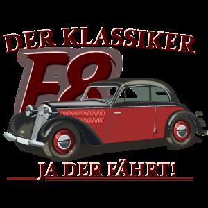F8 Klassiker Oldtimer