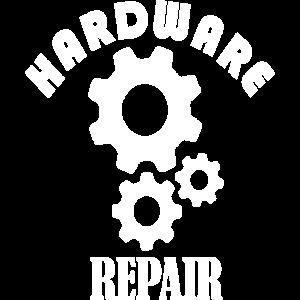 Hardware-Reparaturmaschinenteile