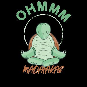 Ohmmm Madafakas - Schildkröte