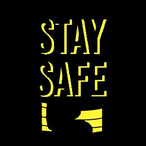 Bleib sicher