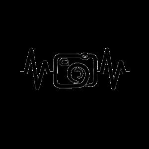 Fotokamera Herzschlag
