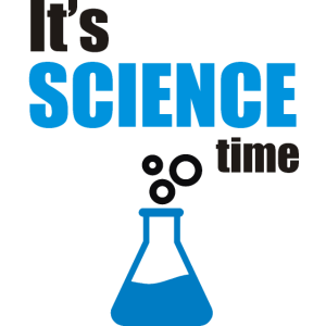 Es Ist Science Time Chemical Bottle