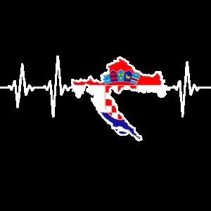 Kroatien Herzschlag