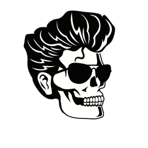 Rockabilly Vintage Rocker Rock N Roll Psychobilly