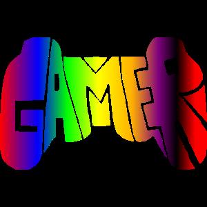 Gamer bunt