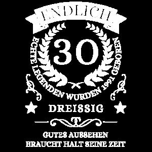 30. Geburtstag 30 Jahre 1991 Geschenk