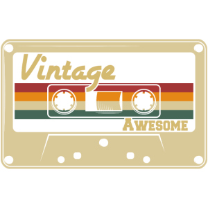 Jahrgang 1961 Vintage 60.Geburtstag Retro Geschenk