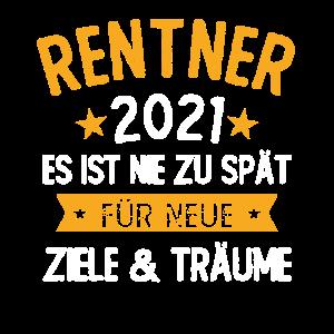 Rentner 2021 Ruhestand Lustiges Rentner