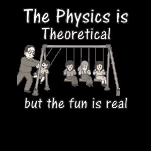 Physisches Lustiges Lehrergeschenk Für Physiker