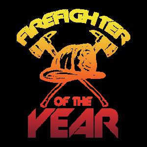 Feuerwehrmann Des Jahres