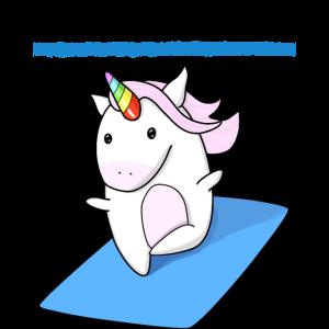 Yoga Einhorn