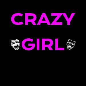 crazy actor girl
