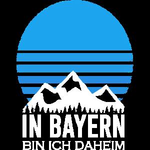 Berg Bayern Berge Natur Geschenk